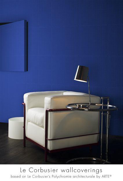 Arte's stunning homage to the modernist master: Le Corbusier... http://www.uniquefabrics.com/le-corb