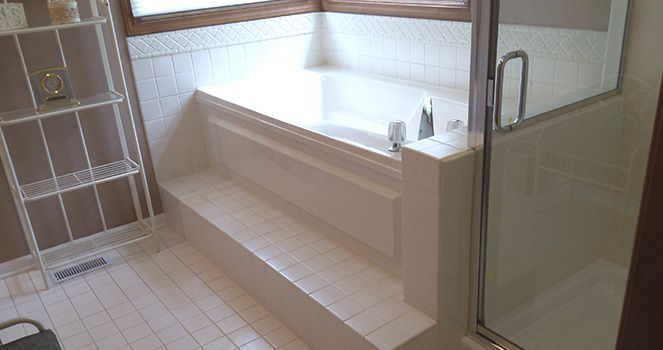 What You Should Know About Upgrading to a Walk-In Shower in Naperville The decision to make a major change in the look and functionality of your bathroom can be an exciting one; there is nothing quite like the feeling that results from getting rid of old limitations in favor of new freedoms.