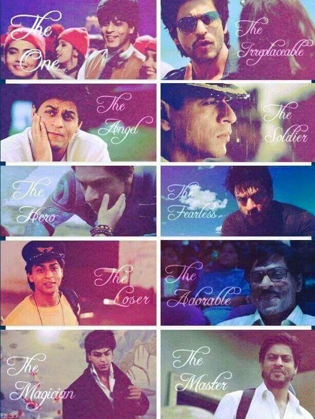 Shahrukh Khan  is everything