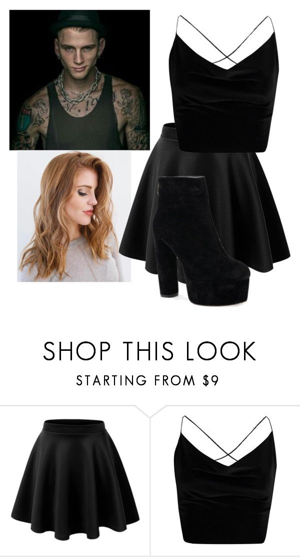 """Kids of famous rappers oc - Ami Baker"" by j-j-fandoms ❤ liked on Polyvore featuring Boohoo"