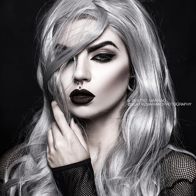 Model/MUA/Photo: Beatriz Mariano Photography Welcome to Gothic and Amazing   www.gothicandamazing.com
