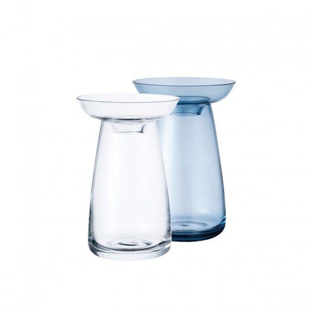 Aqua Culture Vase