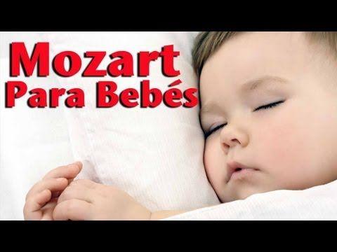 Efecto Mozart (Música clasica para bebés) - Larga Duracion - Para dormir y calmar al Bebé # - YouTube