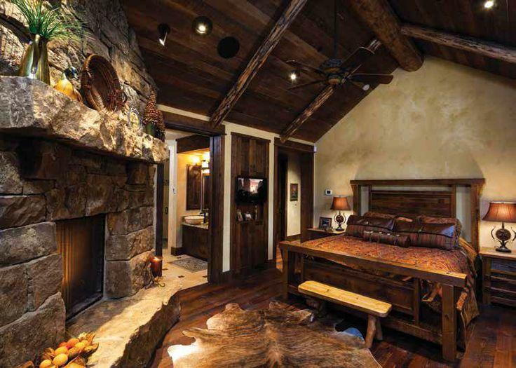 50 Rustic Bedroom Decorating Ideas Interior Design See More 1000x1000bed 1073 766x547