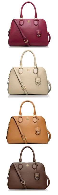 i'll take one in each color, please! (Never in a million years would I pay that for a purse, but I like this style)