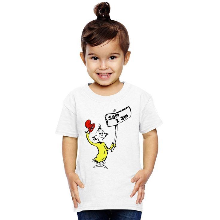 Sam I Am Toddler T-shirt