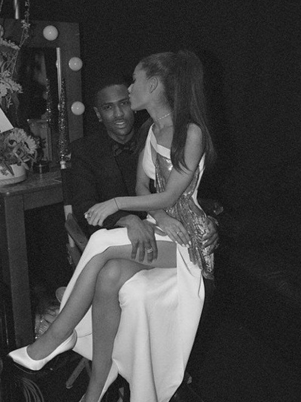 Ariana Grande Valentine's Day Card To Big Sean: Admits They 'F–k'