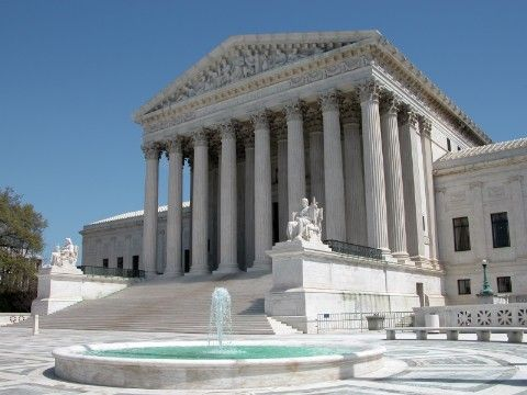 The Supreme Court, such an idyllic picture of a flawed but unrivaled system.
