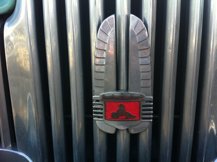 FX Grill Badge ANOCSC Australian National Old Car Spotters Club