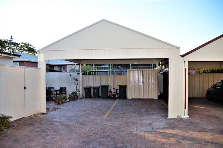 Modern Double Carports Norwood, Adelaide SA