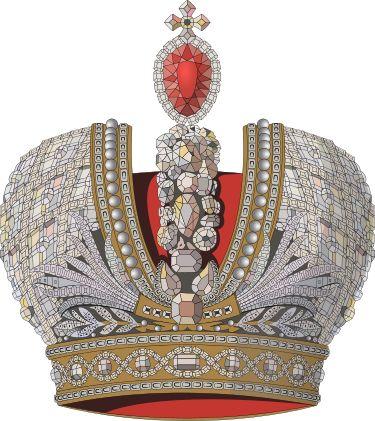 Corona Imperial de Rusia - Wikipedia, la enciclopedia libre