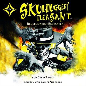 Skulduggery Pleasant - Folge 5: Rebellion der Restanten von Derek Landy im Microsoft Store entdecken