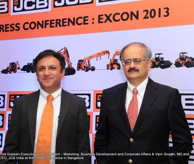 JCB JS81, JS120,JS205, JS145, JS360LC, JS220LC, JS205LR, JS30 Mini Excavator, Backhoe Loaders and more at EXCON India 2013 Read more at http://www.rushlane.com/jcb-js81-js145-js30-mini-excavator-backhoe-loaders-1296689.html#LqRSGQ7c5DwKoMkP.99