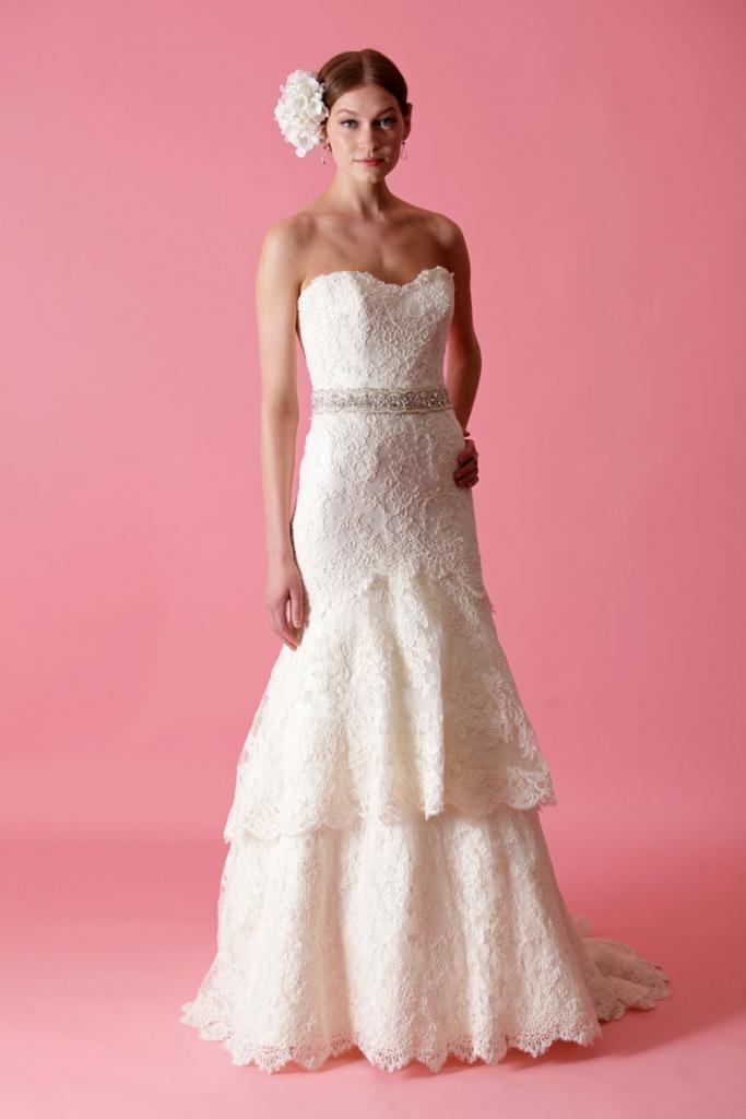 Mejores 127 imágenes de Wedding Fashion en Pinterest | Vestidos de ...