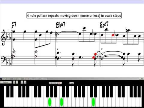 Autumn Leaves - Jazz piano trio