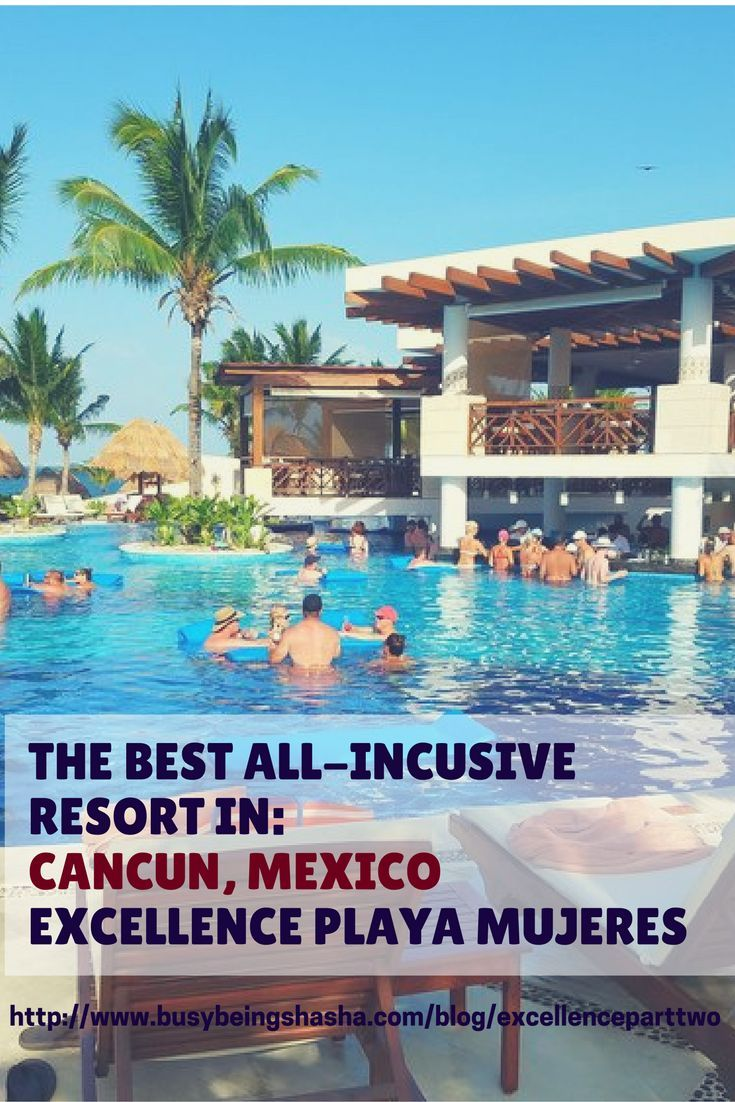 best adult all inclusive