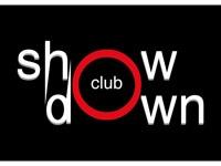 Logo locale notturno con sala burraco Show Down Club