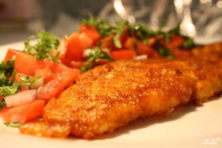 Рецепт рыбы в маринаде - приготовление жареного на гриле тунца под японским маринадом. Кроме блюд из рыбы, маринад также подходит для курицы, говядины, тофу и овощей.