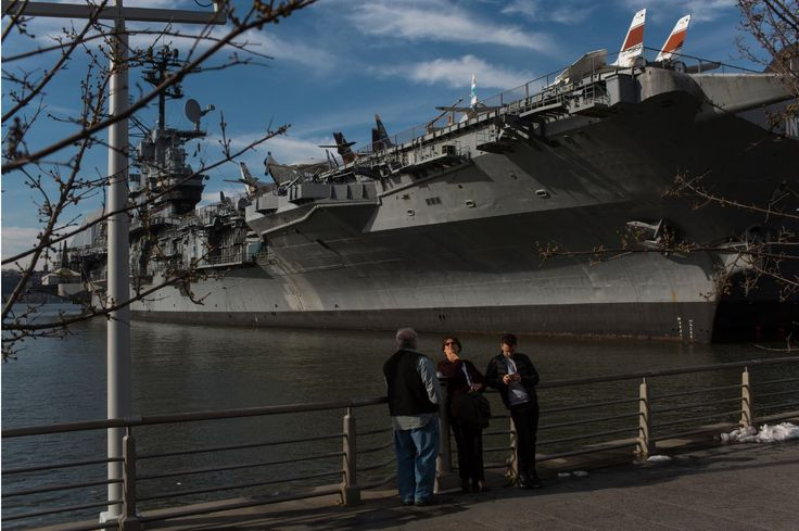 Donald J. Trump Is Returning to New York City  President Trump would spend Thursday night in the city after a dinner reception aboard the #Intrepid #aircraft #carrier on the #West #Side of #Manhattan.   The Intrepid will also serve as the #meeting #place for #Trump and #Australian Prime Minister Malcolm Turnbull  ➡ https://www.nytimes.com/2017/05/02/nyregion/trump-visit-new-york-city.html?_r=0  ➡ http://www.amny.com/news/politics/trump-returning-to-nyc-for-intrepid-museum-event-1.13522161…