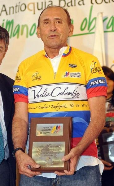 Martin Emilio Cochise Rodriguez