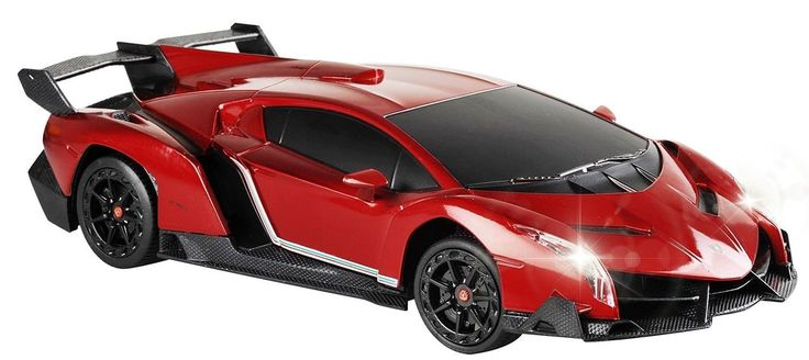 Lamborghini Veneno Radio RC Car for $16  free shipping w/ Prime #LavaHot http://www.lavahotdeals.com/us/cheap/lamborghini-veneno-radio-rc-car-16-free-shipping/236717?utm_source=pinterest&utm_medium=rss&utm_campaign=at_lavahotdealsus&utm_term=hottest_12