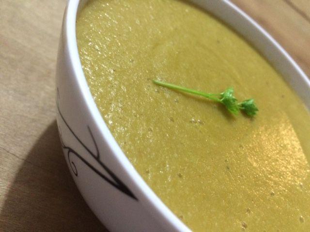 Garfo Publicitário   Blog de Gastronomia e Culinária: Sopa de Alho Poró com Mandioca
