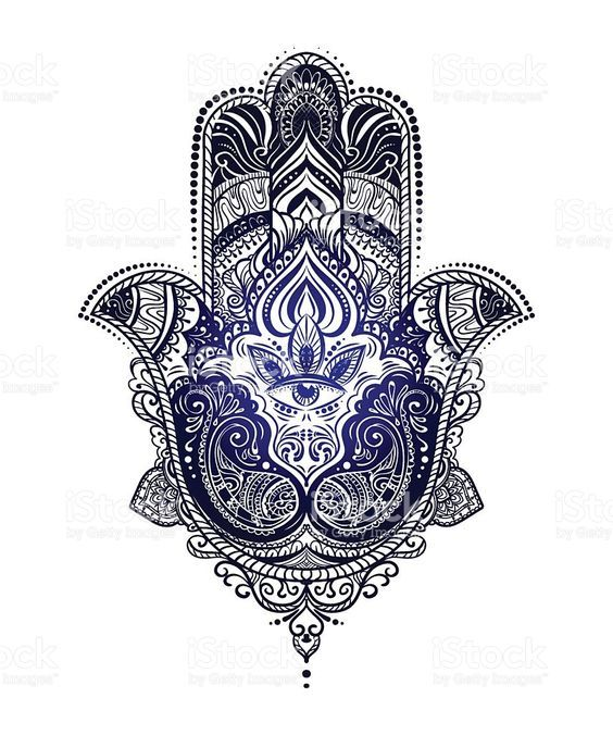 Hamsa Hand of Fatima royalty-free stock vector artClick the link now to find the center in you with our amazing selections of items ranging from yoga apparel to meditation space decor!