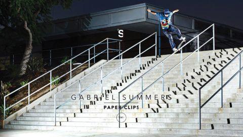 21 Stair Nosegrind – Gabriel Summers | The Skateboard Mag #141: Gabriel Summers's… #Skatevideos #_141 #gabriel #nosegrind #skateboard