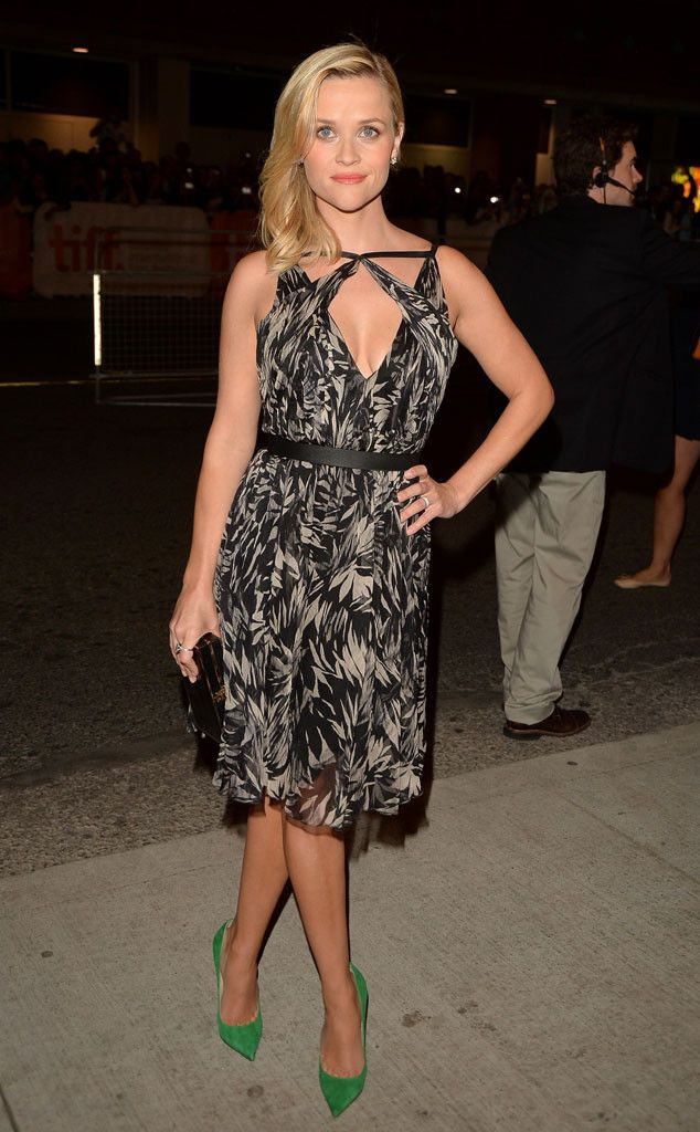 Reese Witherspoon from 2013 Toronto Film Festival: Star Sightings | E! Online