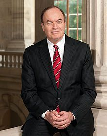Richard Craig Shelby is the senior United States Senator from Alabama. http://careers.ua.edu