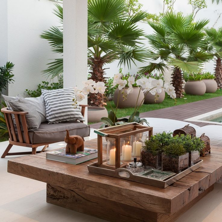 10 Terrific Patio Table Decor Ideas for Your Home - http://www.amazinginteriordesign.com/10-terrific-patio-table-decor-ideas-home/