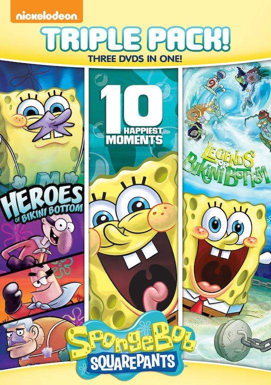 Spongebob SquarePants: Triple Feature