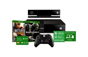 Xbox One Starter and Deluxe Bundle - Microsoft Store