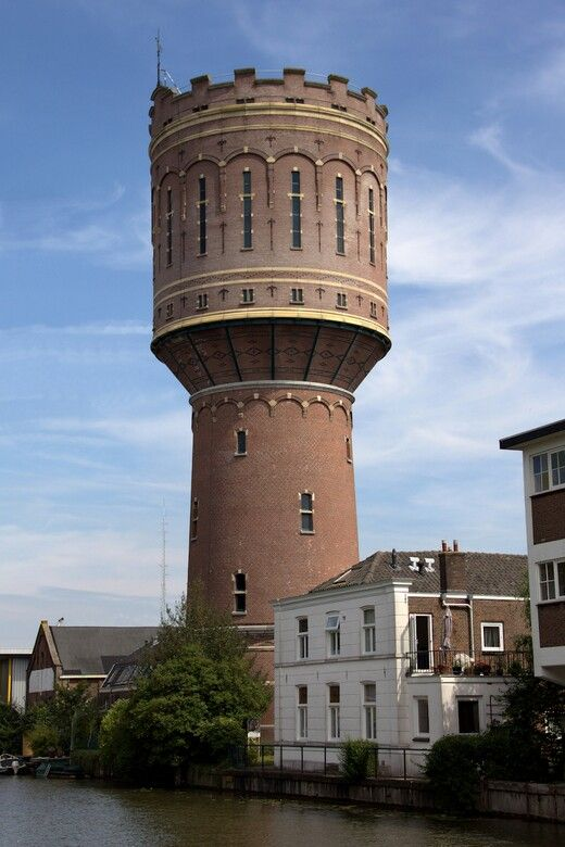 Watertoren Heuveloord Utrecht.