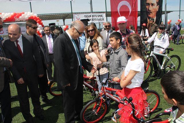Sağlık  Bakanlığının &ldquoTürkiye Sağlıklı Beslenme ve Hareketli Hayat Programı&rdquo ve  &ldquoFiziksel Aktiviteyi Teşvik Projesi&rdquo