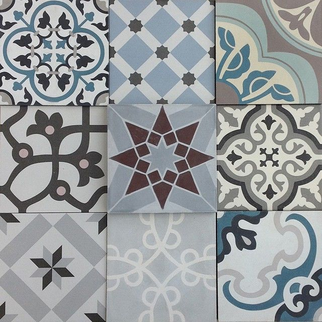 Tile love. Featuring the following ranges: Toulouse, Valletta, Patisserie, Abbey and Neisha Crosland. Firedearth