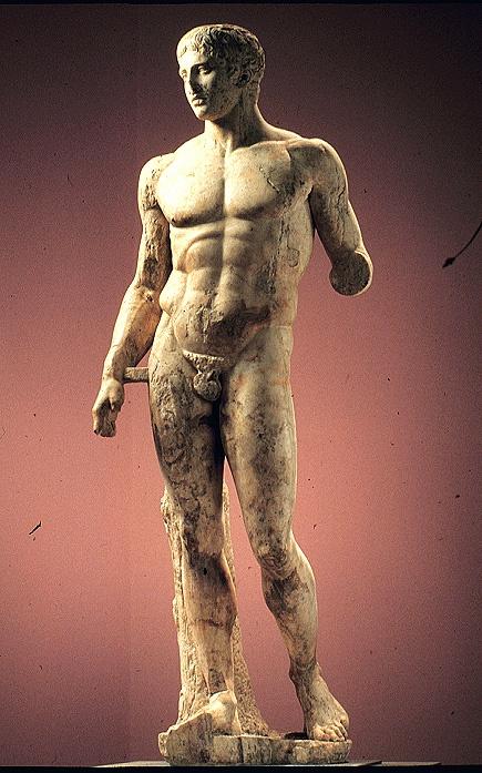 Polykleitos doryphoros essay writing