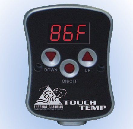 Softside Thermal Guardian Touch Temp Heater Deluxe Solid State Control w Digital Readout 64 Gauge Precision Circuitry with Compensator 120 Watt Softside 5 Year Limited Warranty Touch-Temp heater features: Certified to Underwriter's Laboratories Waterbed Heater standards 18 Gauge power cord... more details available at https://furniture.bestselleroutlets.com/bedroom-furniture/mattresses-box-springs/waterbed-mattresses/product-review-for-softside-waterbed-heater-thermal-gu