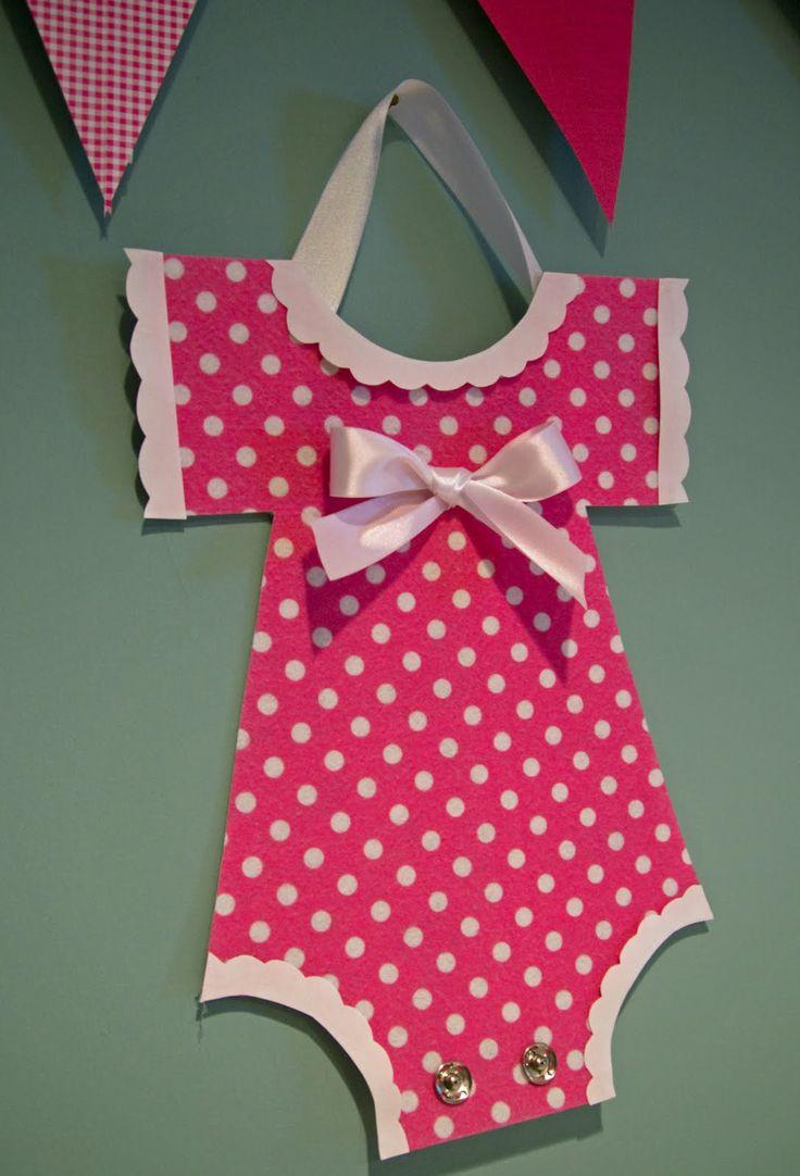 Baby shower onesie decoration diy crafts that i love