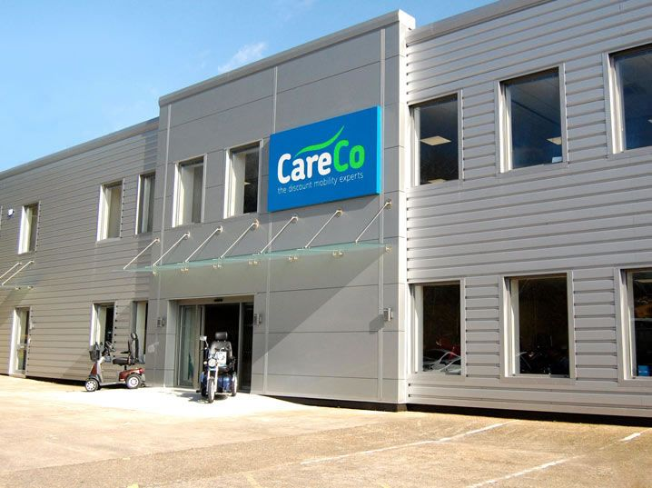 CareCo - The Discount Mobility Experts Visit our Modern NEW Showroom in Brentwood!  Call our Showroom on 01277 237037
