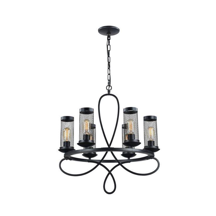 1000  ideas about edison bulb chandelier on pinterest