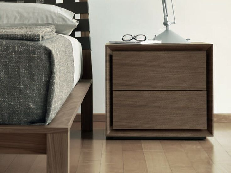1000 ideas about wooden bedside table on pinterest for Malerba mobili