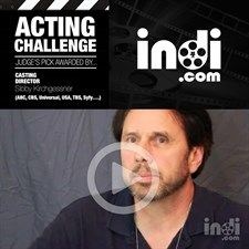 Vote for the Act Out  - video entry at Indi.com.
