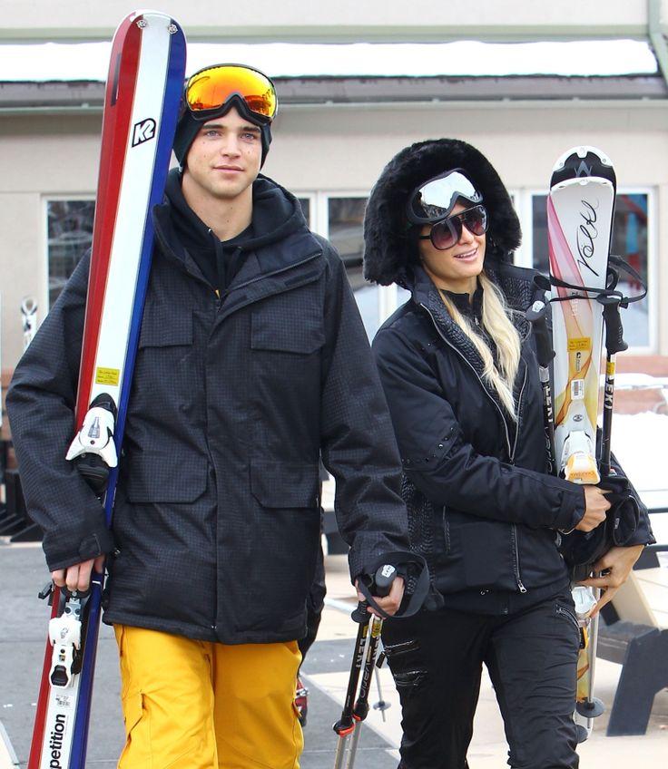 12 Stylish Celebrity-Inspired Skiing Looks | OK! Magazine