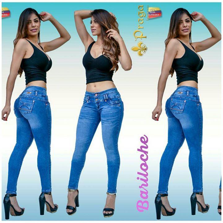 PHOENISING Pantalones de Tela Vaquera para Mujer Ajustados Sexy c/ómodos con Agujero Rasgado Talla 6-20