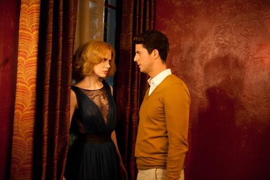Nicole Kidman and Matthew Goode in Park Chan-wook's STOKER