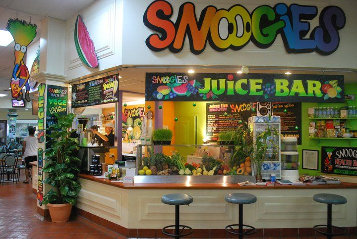 I Love Cairns Deals | Come by to Snoogies Health Bar to enjoy the best and freshest vegetarian and vegan cuisine (both salads and hot food) and freshly squeezed juices! Wheat grass shots also available!