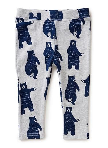 Baby Clothes Pants & Shorts | Bb Bears Legging | Seed Heritage