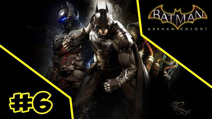 Batman Arkham Knight | GAMEPLAY ITA #6 | JOKER ANCORA VIVO!?!?