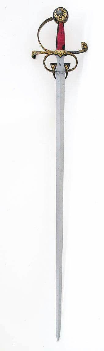 Espada de pitones